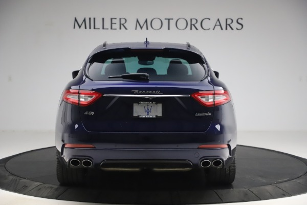 Used 2018 Maserati Levante S GranSport for sale $66,900 at Bentley Greenwich in Greenwich CT 06830 7
