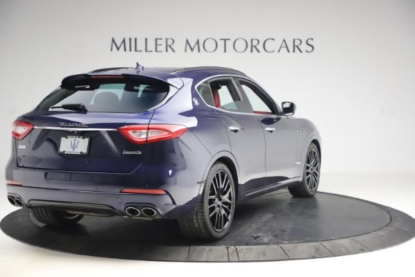 New 2018 Maserati Levante S GranSport for sale Sold at Bentley Greenwich in Greenwich CT 06830 8