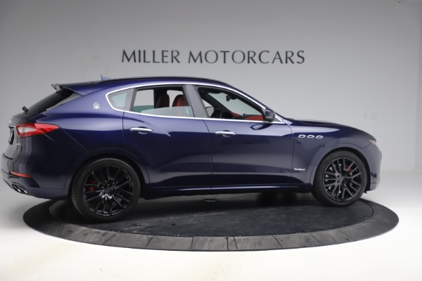 New 2018 Maserati Levante S GranSport for sale Sold at Bentley Greenwich in Greenwich CT 06830 9