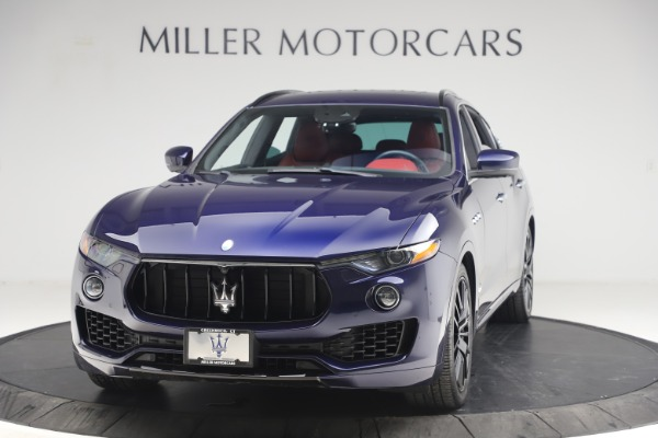 Used 2018 Maserati Levante S GranSport for sale $66,900 at Bentley Greenwich in Greenwich CT 06830 1