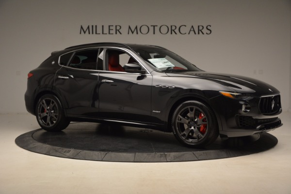New 2018 Maserati Levante S Q4 for sale Sold at Bentley Greenwich in Greenwich CT 06830 10