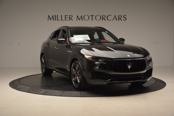 New 2018 Maserati Levante S Q4 for sale Sold at Bentley Greenwich in Greenwich CT 06830 11