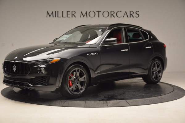 New 2018 Maserati Levante S Q4 for sale Sold at Bentley Greenwich in Greenwich CT 06830 2