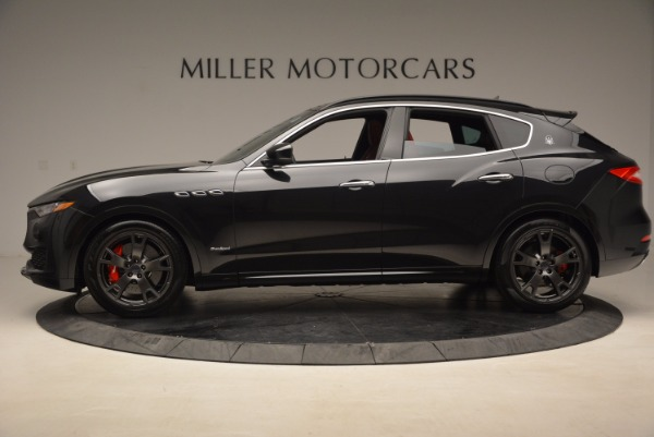 New 2018 Maserati Levante S Q4 for sale Sold at Bentley Greenwich in Greenwich CT 06830 3