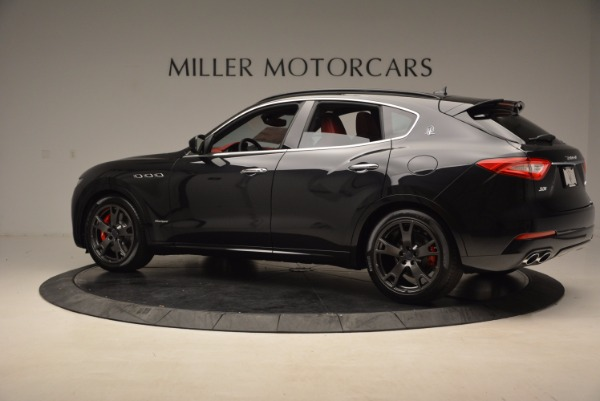 New 2018 Maserati Levante S Q4 for sale Sold at Bentley Greenwich in Greenwich CT 06830 4