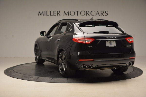 New 2018 Maserati Levante S Q4 for sale Sold at Bentley Greenwich in Greenwich CT 06830 5