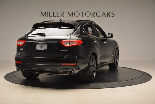 New 2018 Maserati Levante S Q4 for sale Sold at Bentley Greenwich in Greenwich CT 06830 7