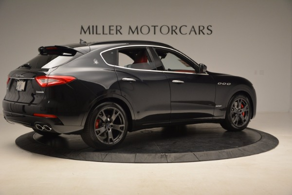 New 2018 Maserati Levante S Q4 for sale Sold at Bentley Greenwich in Greenwich CT 06830 8