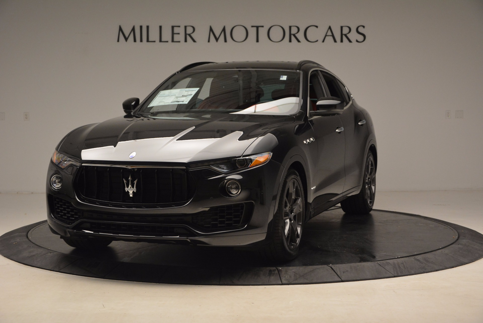 New 2018 Maserati Levante S Q4 for sale Sold at Bentley Greenwich in Greenwich CT 06830 1