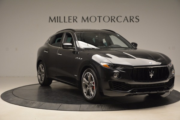 New 2018 Maserati Levante S Q4 GRANSPORT for sale Sold at Bentley Greenwich in Greenwich CT 06830 11