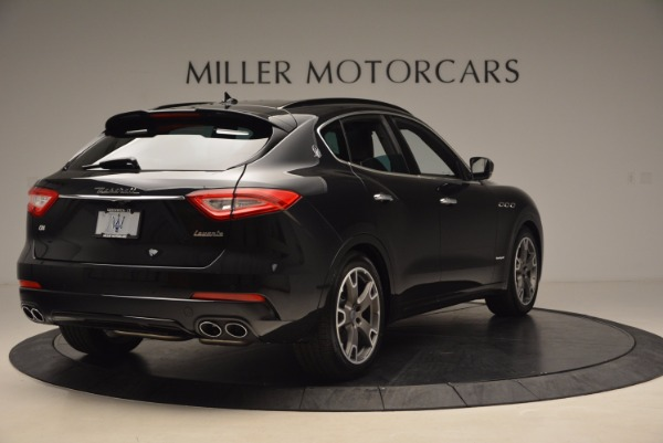 New 2018 Maserati Levante S Q4 GRANSPORT for sale Sold at Bentley Greenwich in Greenwich CT 06830 7