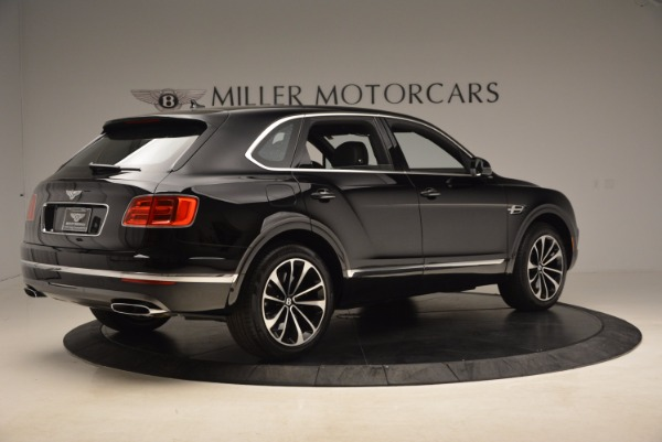 New 2018 Bentley Bentayga Onyx for sale Sold at Bentley Greenwich in Greenwich CT 06830 10