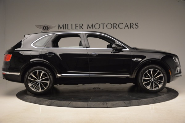 Used 2018 Bentley Bentayga Onyx Edition for sale $139,900 at Bentley Greenwich in Greenwich CT 06830 11