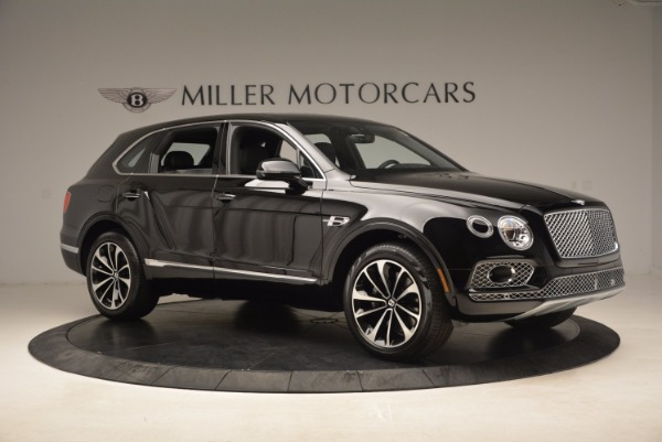 Used 2018 Bentley Bentayga Onyx Edition for sale $139,900 at Bentley Greenwich in Greenwich CT 06830 12