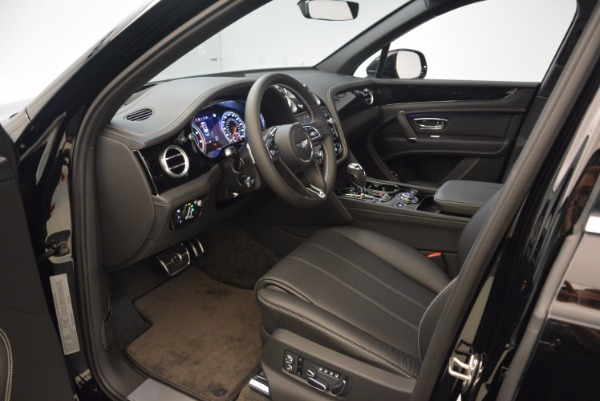 New 2018 Bentley Bentayga Onyx for sale Sold at Bentley Greenwich in Greenwich CT 06830 18
