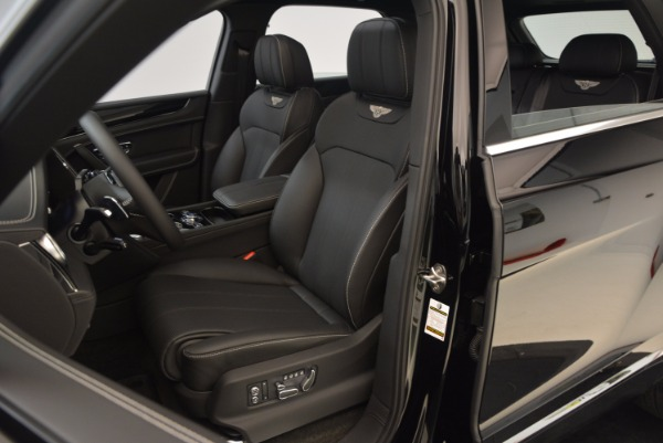 Used 2018 Bentley Bentayga Onyx Edition for sale $139,900 at Bentley Greenwich in Greenwich CT 06830 20