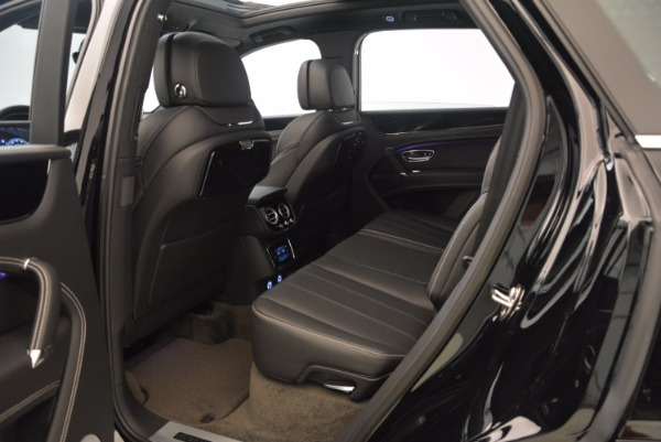 New 2018 Bentley Bentayga Onyx for sale Sold at Bentley Greenwich in Greenwich CT 06830 22