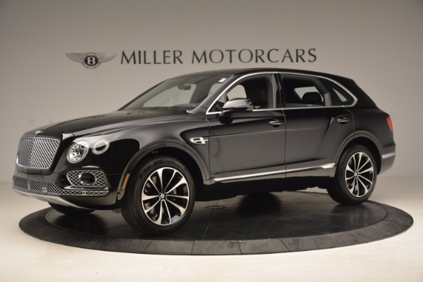 New 2018 Bentley Bentayga Onyx for sale Sold at Bentley Greenwich in Greenwich CT 06830 3