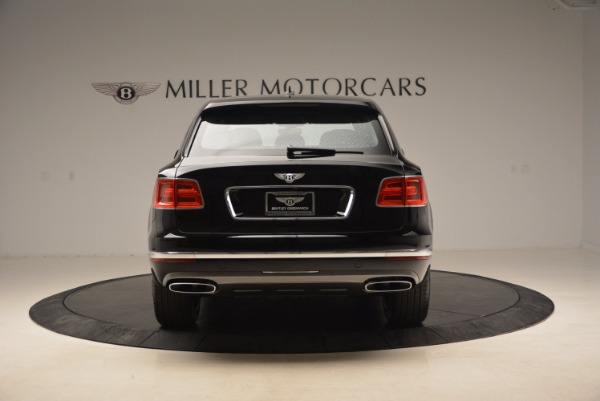 New 2018 Bentley Bentayga Onyx for sale Sold at Bentley Greenwich in Greenwich CT 06830 7