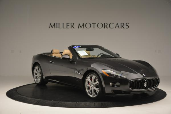 Used 2011 Maserati GranTurismo Base for sale Sold at Bentley Greenwich in Greenwich CT 06830 11