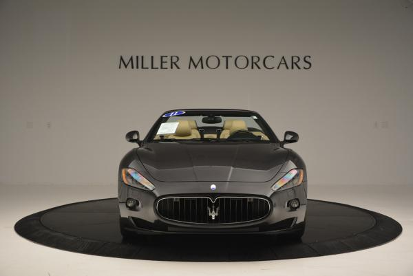 Used 2011 Maserati GranTurismo Base for sale Sold at Bentley Greenwich in Greenwich CT 06830 12