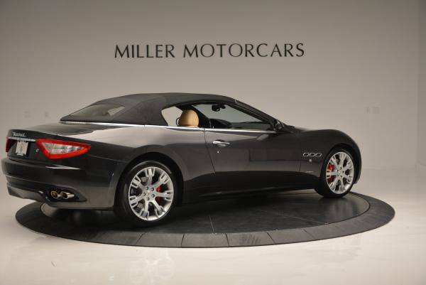 Used 2011 Maserati GranTurismo Base for sale Sold at Bentley Greenwich in Greenwich CT 06830 20