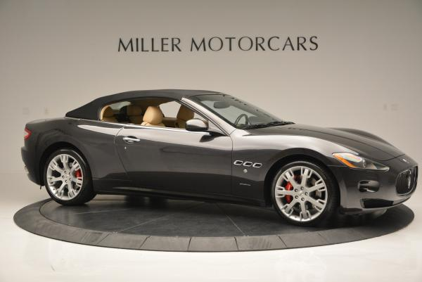 Used 2011 Maserati GranTurismo Base for sale Sold at Bentley Greenwich in Greenwich CT 06830 23