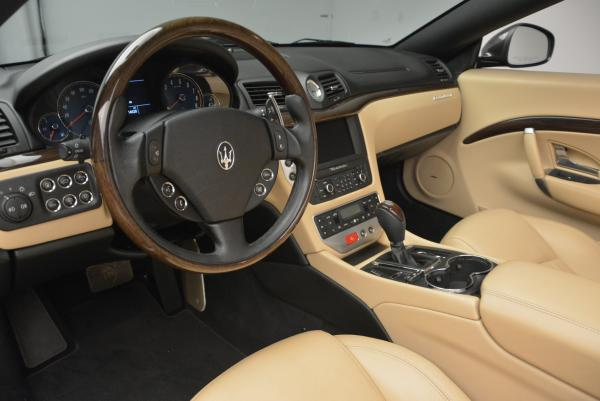 Used 2011 Maserati GranTurismo Base for sale Sold at Bentley Greenwich in Greenwich CT 06830 26