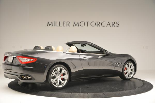 Used 2011 Maserati GranTurismo Base for sale Sold at Bentley Greenwich in Greenwich CT 06830 8