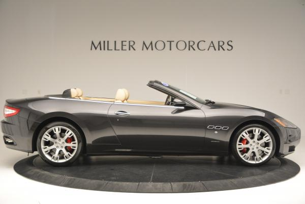 Used 2011 Maserati GranTurismo Base for sale Sold at Bentley Greenwich in Greenwich CT 06830 9