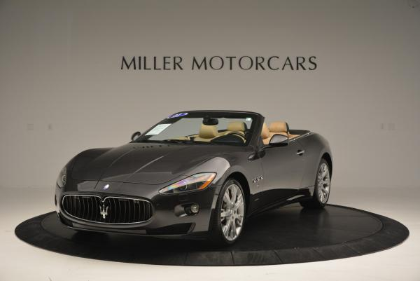 Used 2011 Maserati GranTurismo Base for sale Sold at Bentley Greenwich in Greenwich CT 06830 1