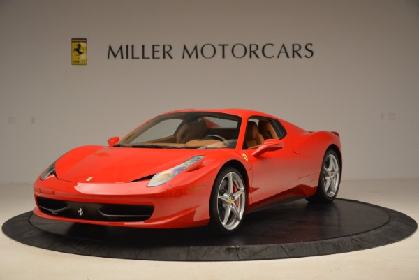 Used 2012 Ferrari 458 Spider for sale Sold at Bentley Greenwich in Greenwich CT 06830 13