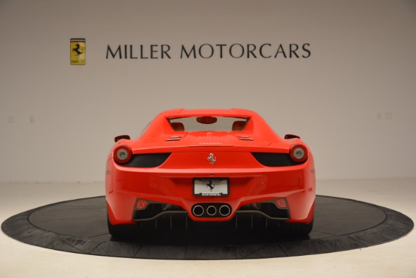 Used 2012 Ferrari 458 Spider for sale Sold at Bentley Greenwich in Greenwich CT 06830 18