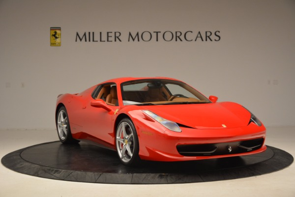 Used 2012 Ferrari 458 Spider for sale Sold at Bentley Greenwich in Greenwich CT 06830 23