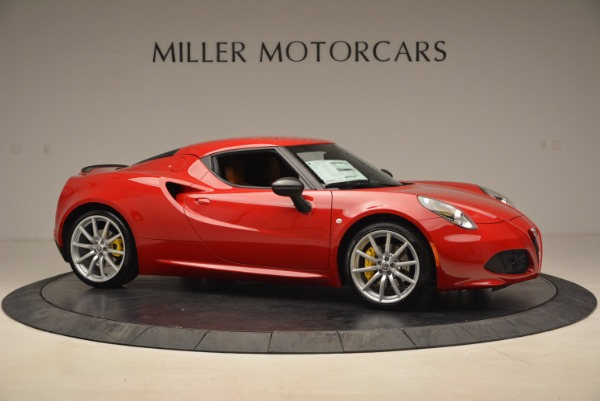 New 2018 Alfa Romeo 4C Coupe for sale Sold at Bentley Greenwich in Greenwich CT 06830 10