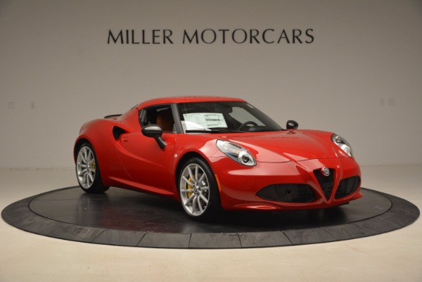 New 2018 Alfa Romeo 4C Coupe for sale Sold at Bentley Greenwich in Greenwich CT 06830 11