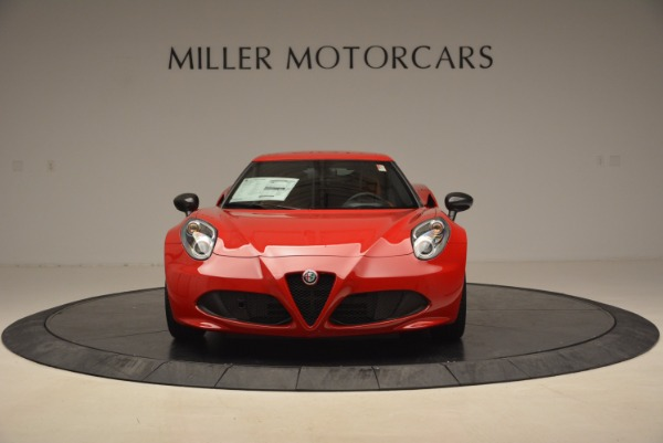 New 2018 Alfa Romeo 4C Coupe for sale Sold at Bentley Greenwich in Greenwich CT 06830 12