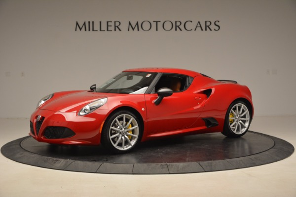 New 2018 Alfa Romeo 4C Coupe for sale Sold at Bentley Greenwich in Greenwich CT 06830 2