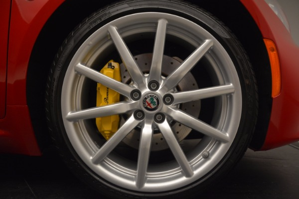 New 2018 Alfa Romeo 4C Coupe for sale Sold at Bentley Greenwich in Greenwich CT 06830 23