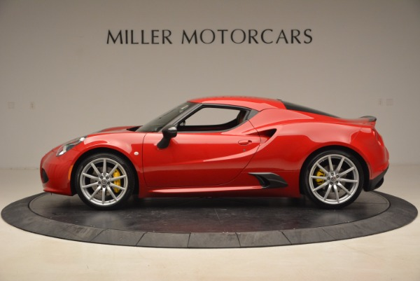 New 2018 Alfa Romeo 4C Coupe for sale Sold at Bentley Greenwich in Greenwich CT 06830 3