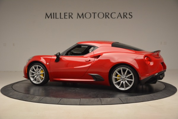 New 2018 Alfa Romeo 4C Coupe for sale Sold at Bentley Greenwich in Greenwich CT 06830 4