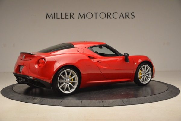 New 2018 Alfa Romeo 4C Coupe for sale Sold at Bentley Greenwich in Greenwich CT 06830 8