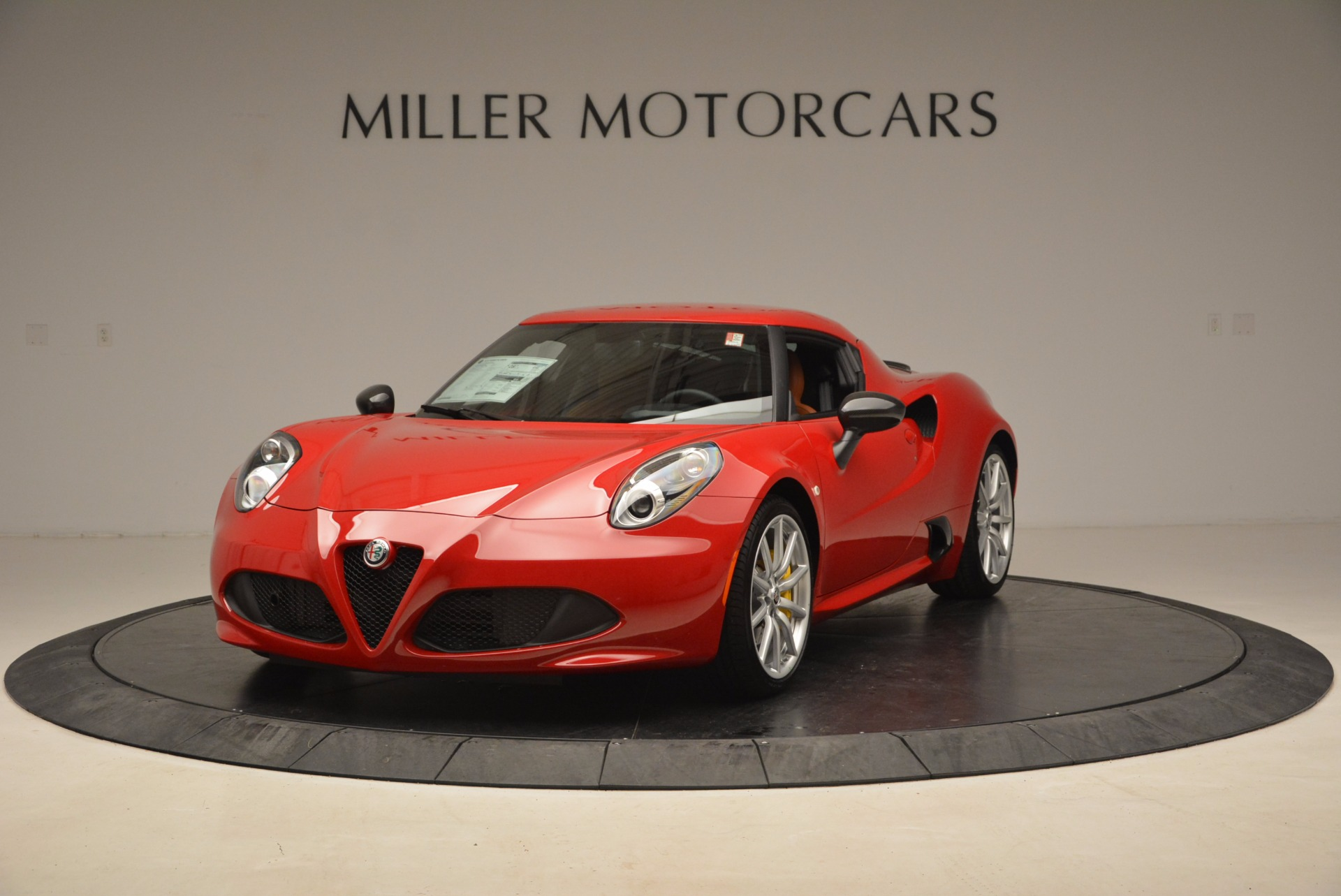 New 2018 Alfa Romeo 4C Coupe for sale Sold at Bentley Greenwich in Greenwich CT 06830 1