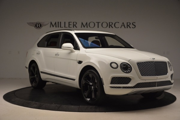 Used 2018 Bentley Bentayga Signature for sale Sold at Bentley Greenwich in Greenwich CT 06830 11
