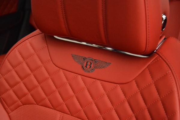 Used 2018 Bentley Bentayga Signature for sale Sold at Bentley Greenwich in Greenwich CT 06830 27
