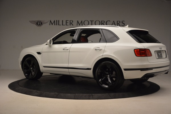 Used 2018 Bentley Bentayga Signature for sale Sold at Bentley Greenwich in Greenwich CT 06830 4