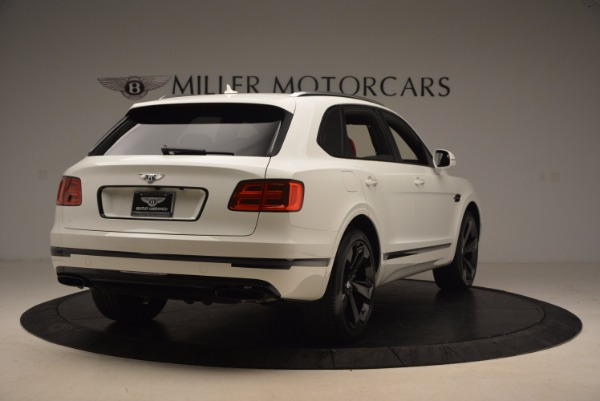Used 2018 Bentley Bentayga Signature for sale Sold at Bentley Greenwich in Greenwich CT 06830 7