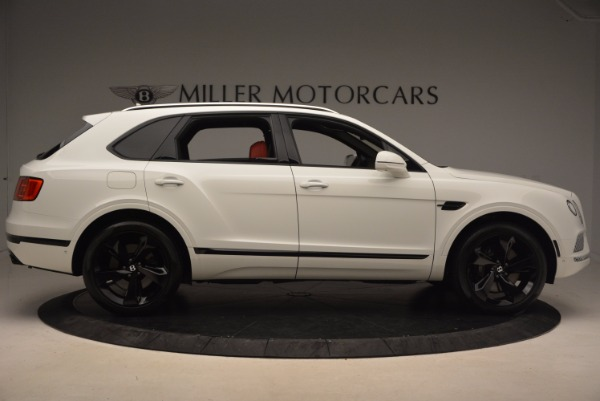 Used 2018 Bentley Bentayga Signature for sale Sold at Bentley Greenwich in Greenwich CT 06830 9