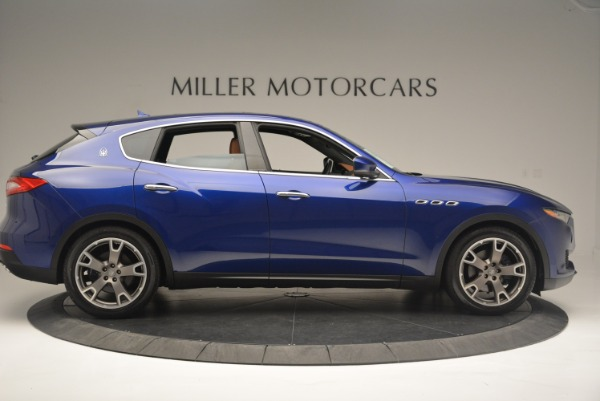 Used 2018 Maserati Levante Q4 for sale Sold at Bentley Greenwich in Greenwich CT 06830 12