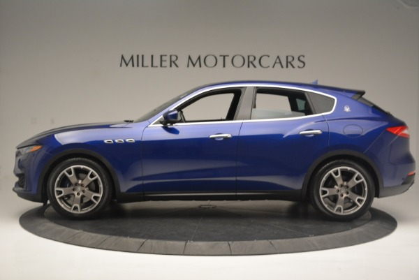 Used 2018 Maserati Levante Q4 for sale Sold at Bentley Greenwich in Greenwich CT 06830 6